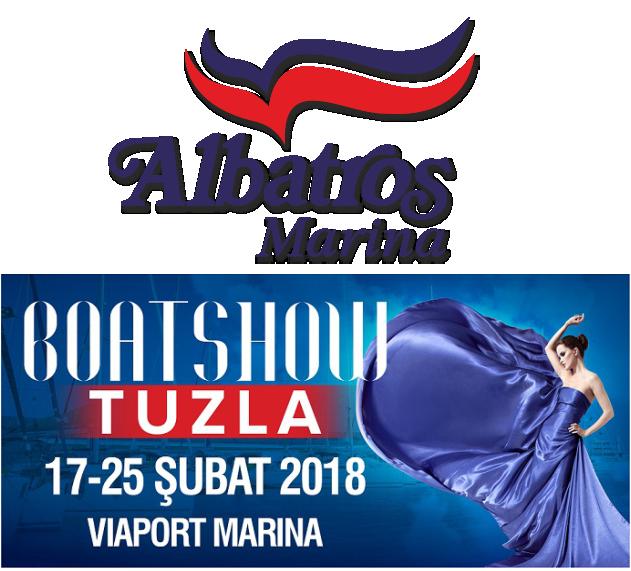 Albatros Marina Boatshow Tuzla